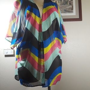 Other - Lady's Swimwear cover up size 3xl